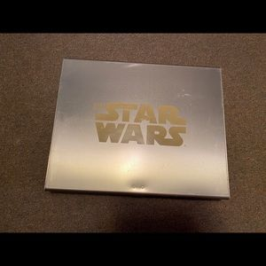 Star Wars Metal Case RARE! Only 500 MADE